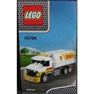 LEGO Shell Tanker polybag - 40196 - Racers