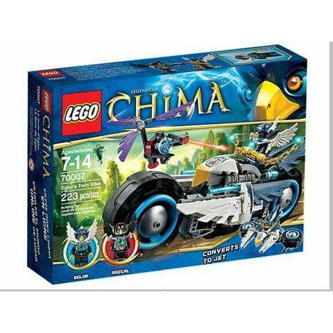 LEGO Le roadster d'Eglor - 70007 - Legends of Chima image