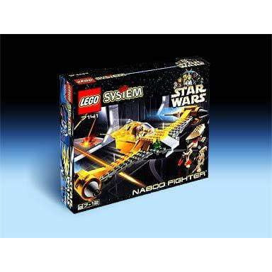 LEGO Naboo Fighter - 7141 - Star Wars image