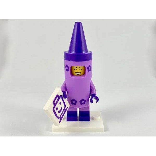 LEGO Crayon Girl, The LEGO Movie 2 - 71023 - Figurines - La Briqueterie