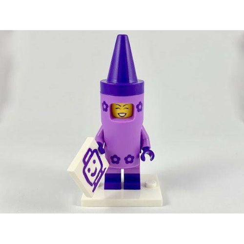 LEGO Crayon Girl, The LEGO Movie 2 - 71023 - Figurines image