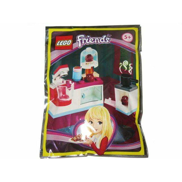 LEGO Home Bakery foil pack - 561706 - Friends image