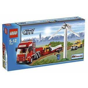 LEGO 7747 Wind Turbine Transport