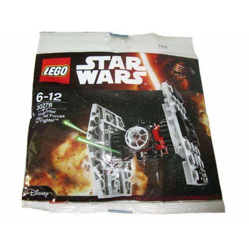 LEGO First Order Special Forces TIE Fighter - 30276 - Star Wars image