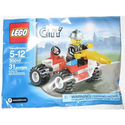 LEGO Fire Chief polybag - 30010 - City image