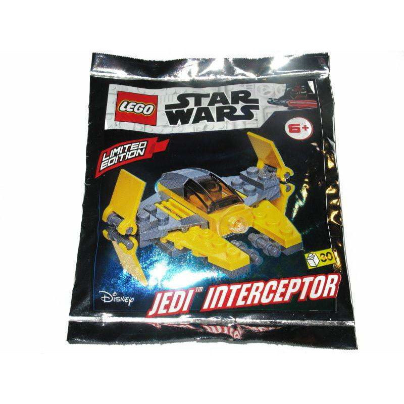 LEGO Jedi Interceptor - Mini foil pack - 911952 - Star Wars image