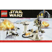 Charger l'image dans la galerie, LEGO Echo Base - 7749 - Star Wars