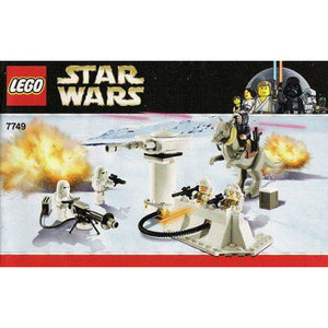 LEGO Echo Base - 7749 - Star Wars