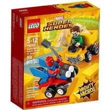 Charger l'image dans la galerie, LEGO 76089 Mighty Micros : Scarlet Spider contre Sandman