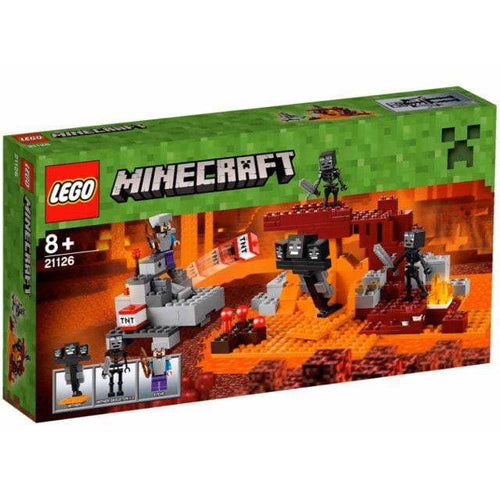 LEGO Le Wither - 21126 - Minecraft image