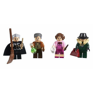 LEGO Bricktober 2018 LEGO Harry Potter [Exclusive Minifigures Toys'R'Us] - 5005254 - Figurines image
