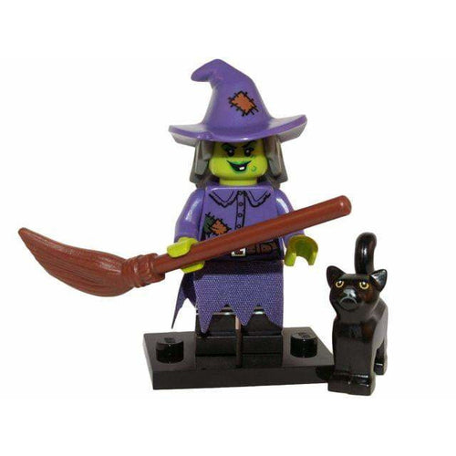 LEGO col14 Wacky Witch, Series 14