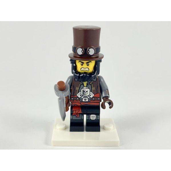 LEGO Apocalypseburg Abe, The LEGO Movie 2 - 71023 - Figurines image