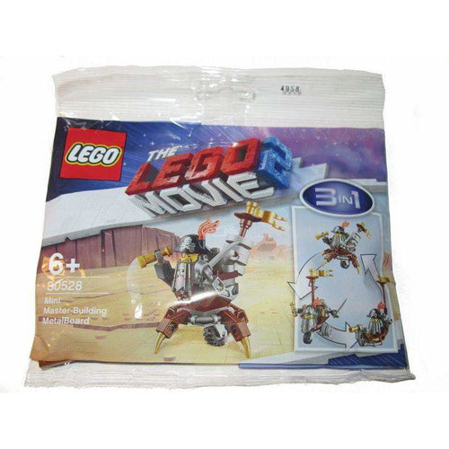 LEGO Mini Master-Building MetalBeard (Polybag) - 30528 - The LEGO Movie 2 image