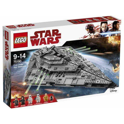 LEGO First Order Star Destroyer - 75190 - Star Wars image