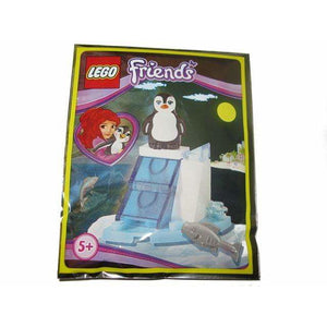 LEGO Penguin Ice Slide foil pack - 561501 - Friends