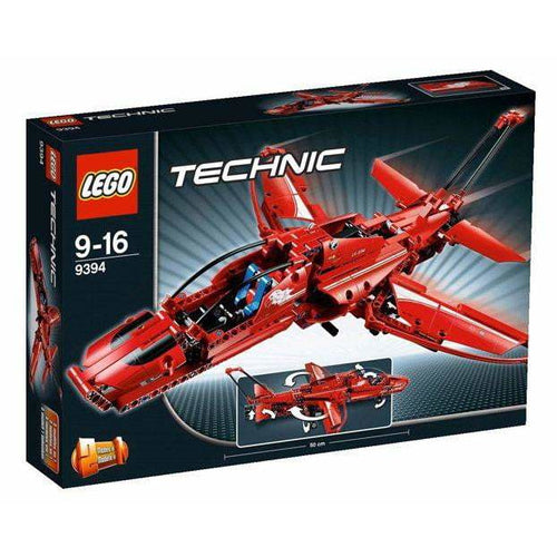 LEGO L'avion supersonique - 9394 - Technic image
