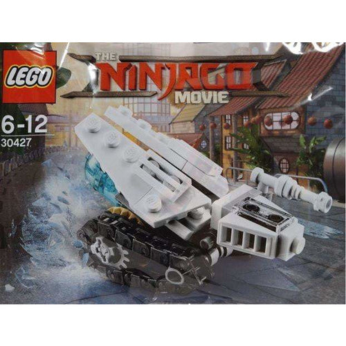 LEGO Ice Tank (Polybag) - 30427 - The LEGO Ninjago Movie image