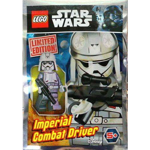 LEGO Imperial Combat Driver foil pack - 911721 - Star Wars image
