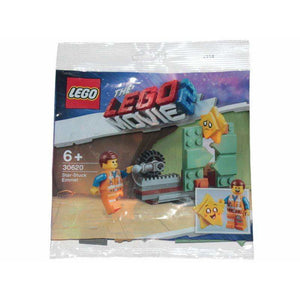 LEGO Star-Stuck Emmet polybag - 30620 - The LEGO Movie 2 image