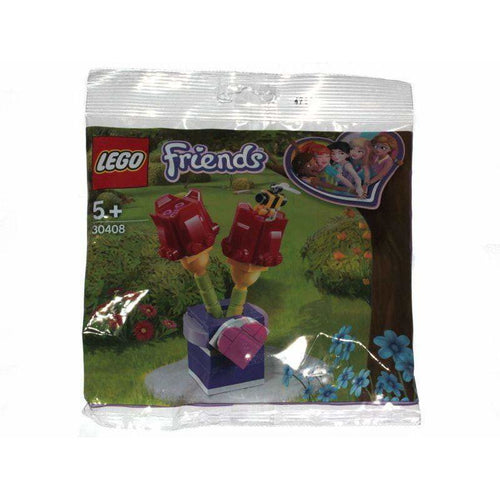 LEGO Les tulipes (Polybag) - 30408 - Friends image