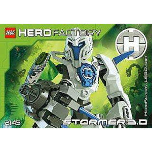 LEGO Stormer 3.0 - 2145 - Hero Factory image