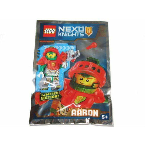 LEGO Aaron foil pack - 271718 - Nexo Knights image
