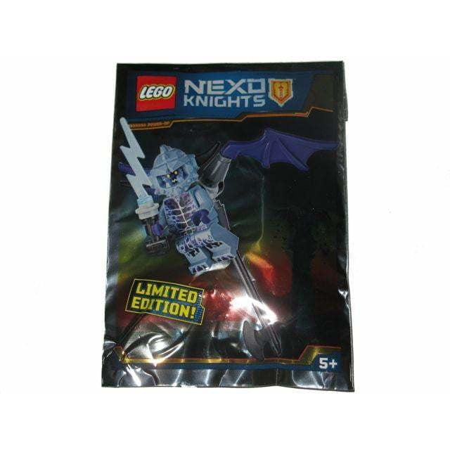 LEGO Stone Giant with Flying Machine foil pack - 271722 - Nexo Knights image