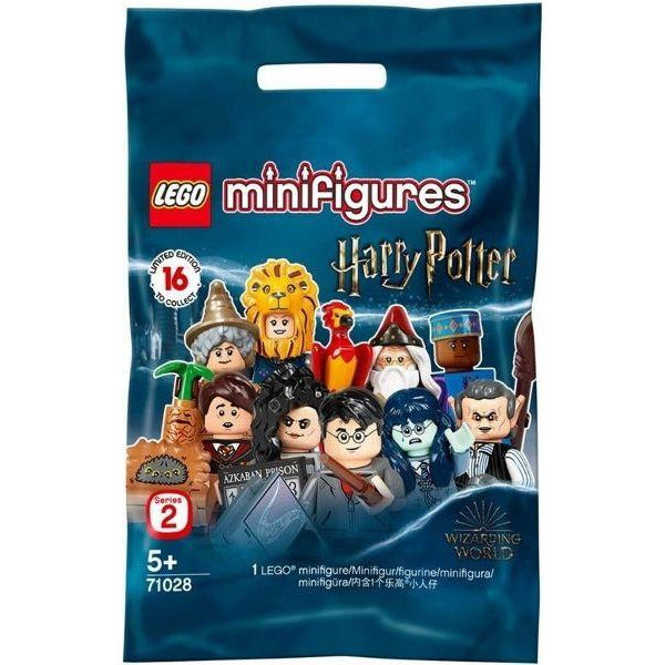 LEGO Minifigure, Harry Potter, Series 2 (1 figurine surprise) - 71028 image