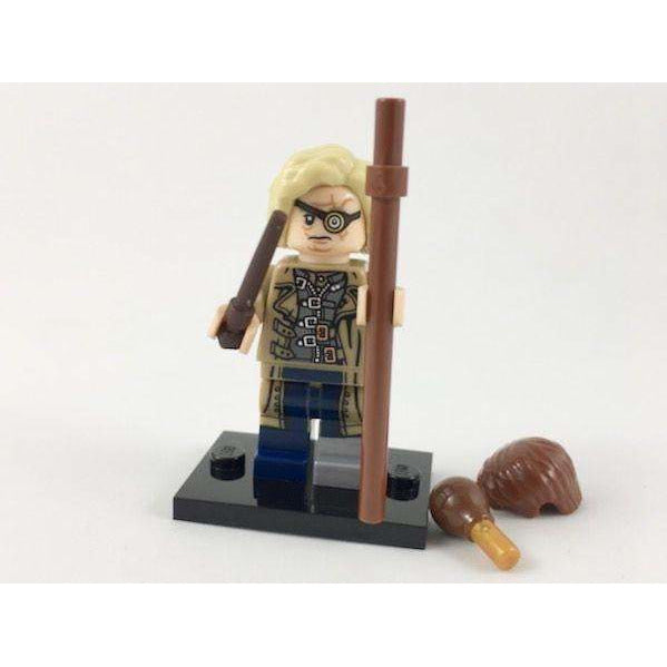 LEGO Mad-Eye Moody, Harry Potter & Fantastic Beasts - 71022 - Figurines image