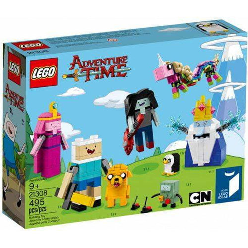 LEGO Adventure Time - 21308 - LEGO Ideas (CUUSOO) image