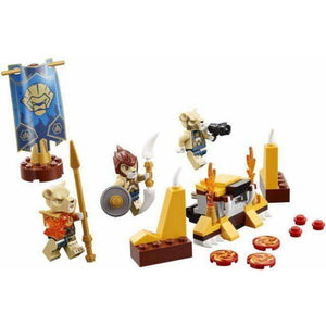 LEGO La tribu Lion - 70229 - Legends of Chima