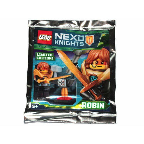 LEGO Robin foil pack #2 - 271824 - Nexo Knights image
