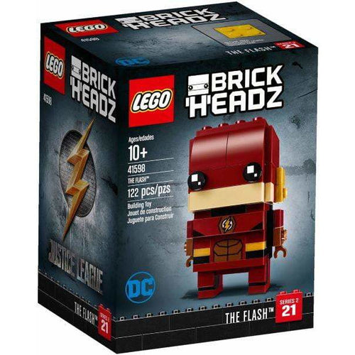 LEGO Flash - 41598 - BrickHeadz image