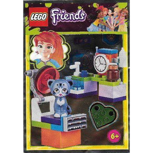 LEGO Veterinary Cabinet foil pack - 561805 - Friends