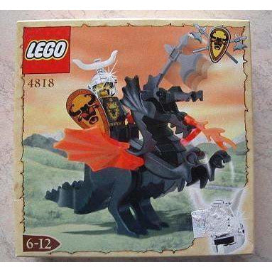 LEGO Dragon Rider - 4818 - Castle image