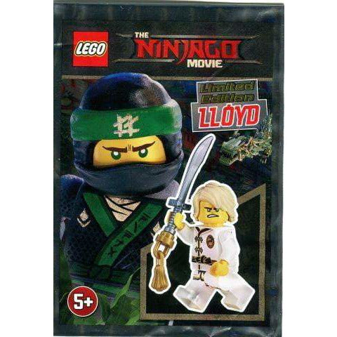 LEGO Lloyd foil pack #2 - 471701 - The LEGO Ninjago Movie image