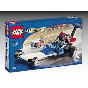 LEGO Speed Dragster - 6714 - City image