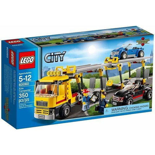 LEGO Le camion de transport de voitures - 60060 - City image