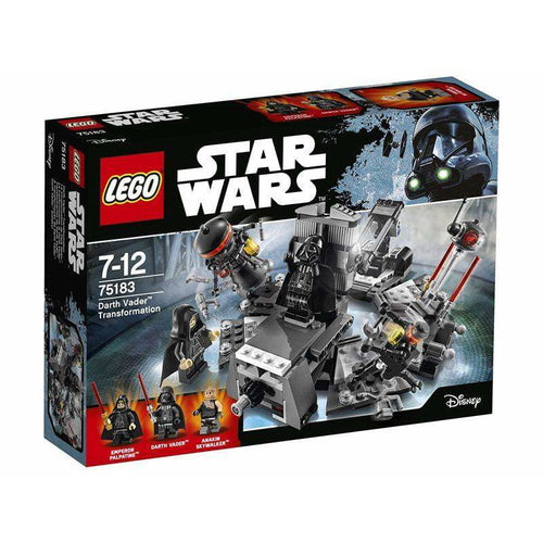 LEGO La transformation de Dark Vador - 75183 - Star Wars image