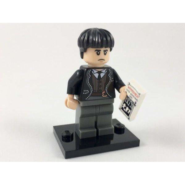LEGO Credence Barebone, Harry Potter & Fantastic Beasts - 71022 - Figurines image