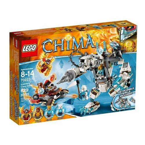 LEGO Le robot ours des glaces - 70223 - Legends of Chima image