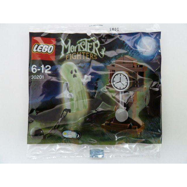 LEGO Ghost (Polybag) - 30201 - Monster Fighters - La Briqueterie