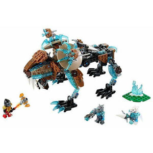 LEGO Le robot Tigre de Sir Fangar - 70143 - Legends of Chima