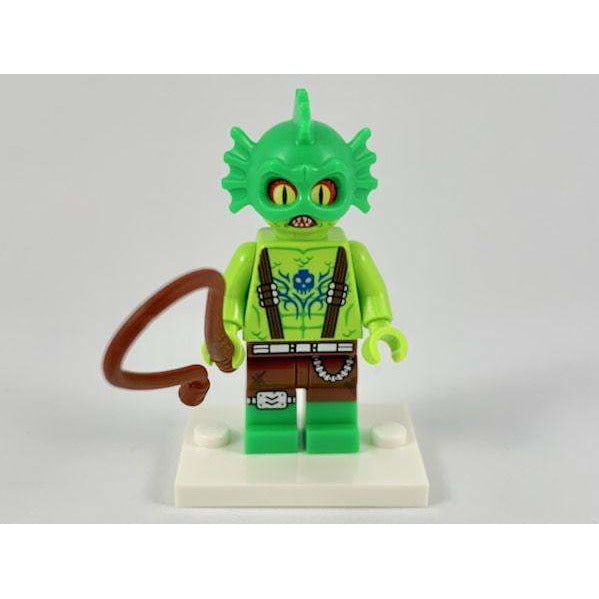 LEGO Swamp Creature, The LEGO Movie 2 - 71023 - Figurines image