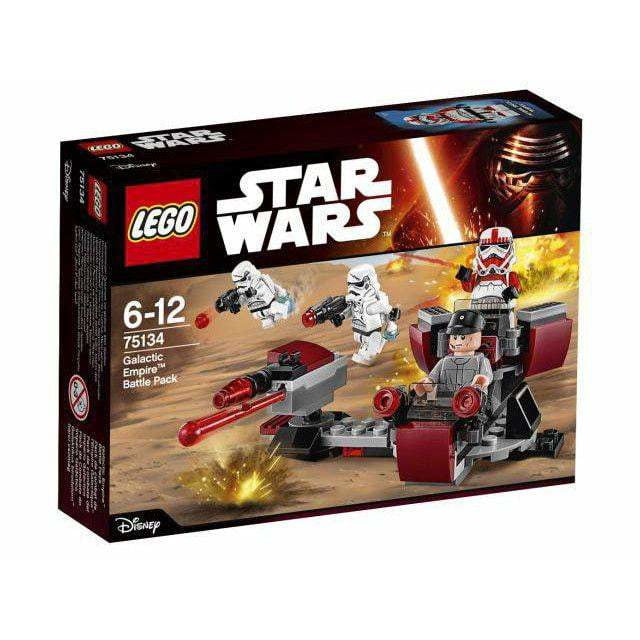 LEGO 75134 Pack de combat de l'Empire Galactique