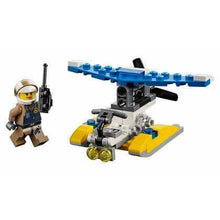 Charger l'image dans la galerie, LEGO Police Water Plane (Polybag) - 30359 - City image