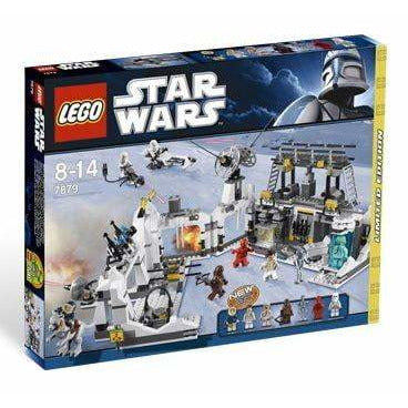 LEGO Hoth Echo Base - 7879 - Star Wars image