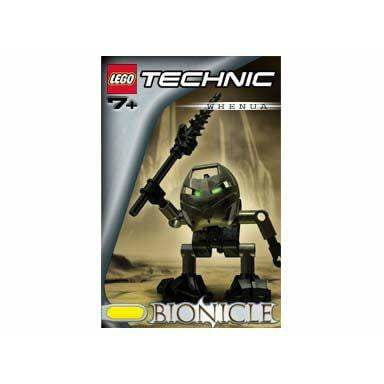 LEGO Whenua - 8545 - Bionicle image