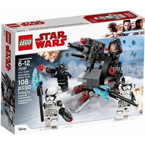 LEGO Battle Pack experts du Premier Ordre - 75197 - Star Wars image